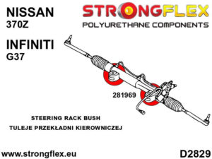 281969A: Steering rack bush SPORT