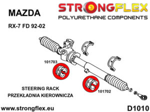 101703A: Steering rack bush SPORT